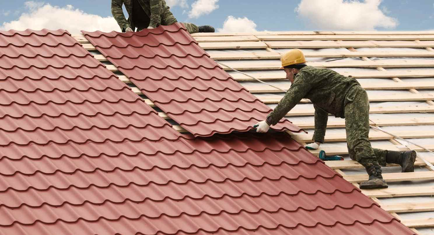 Metal Roof Over Shingles Installation