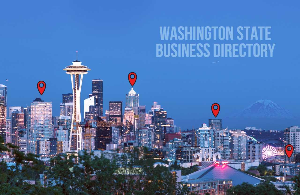 Washington state business directory