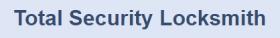 Total Security Locksmith
