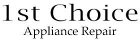 1st Choice Appliance Repair, refrigerator repair services Chesterfield MO