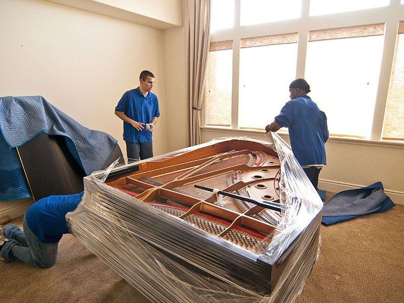 Packing Services Stanton TX