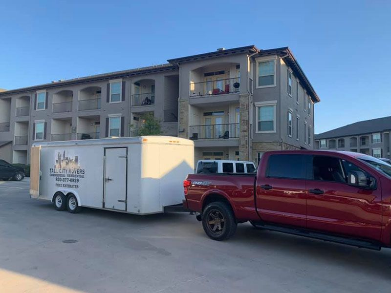 Packing Services Boerne TX