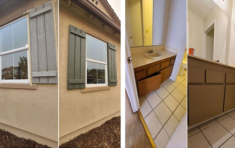 Residential Painting Services Sacramento CA