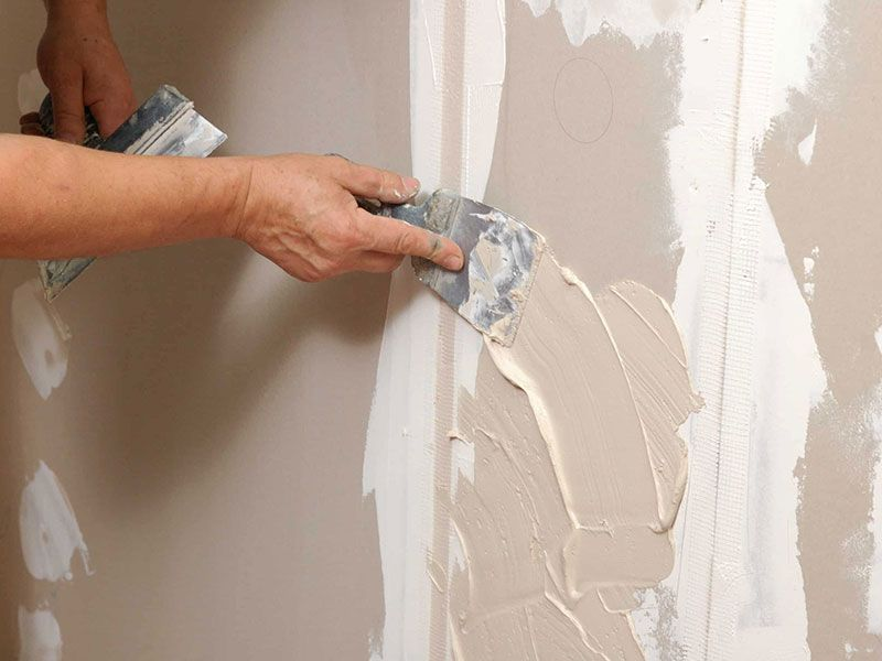 Drywall Repair Services El Dorado County CA