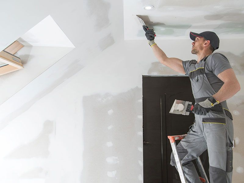 Drywall Repair Services Vacaville CA