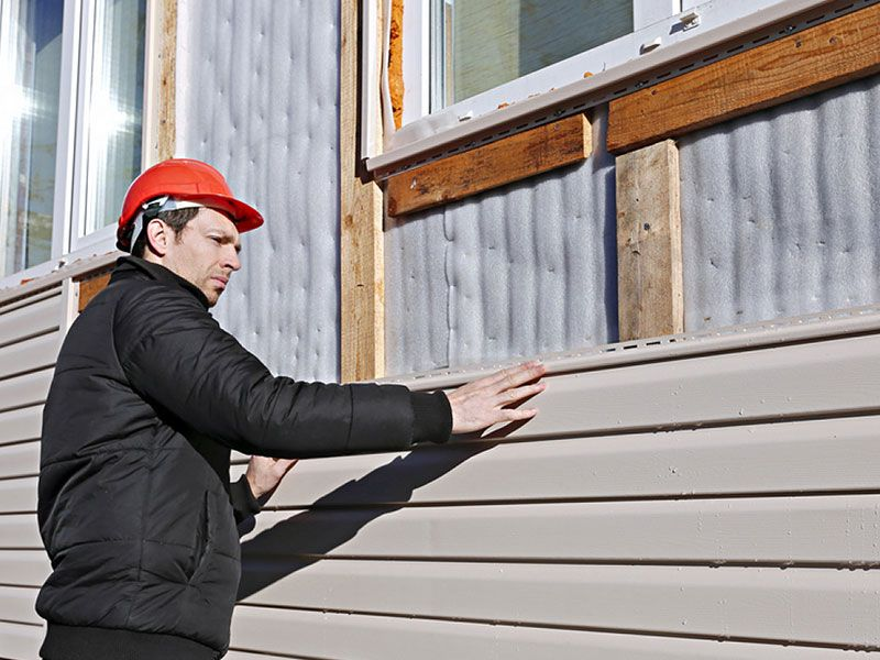 Siding Replacement Contractors Tolland CT