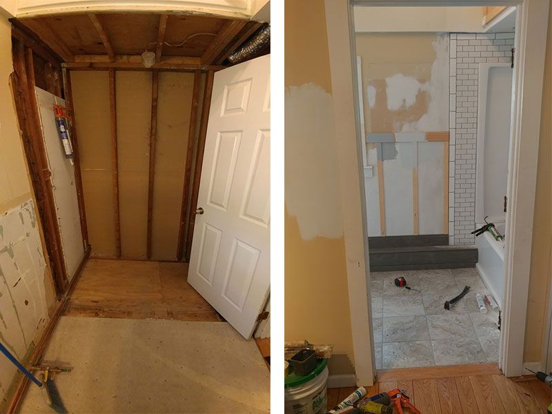 Bathroom Remodeling Services Tolland CT