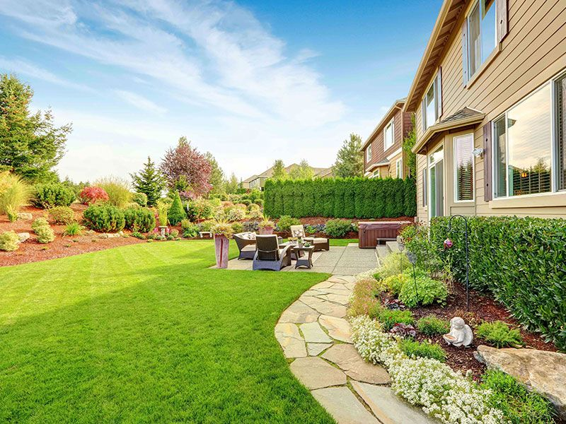 Residential Landscaping Service Bloomfield Hills MI