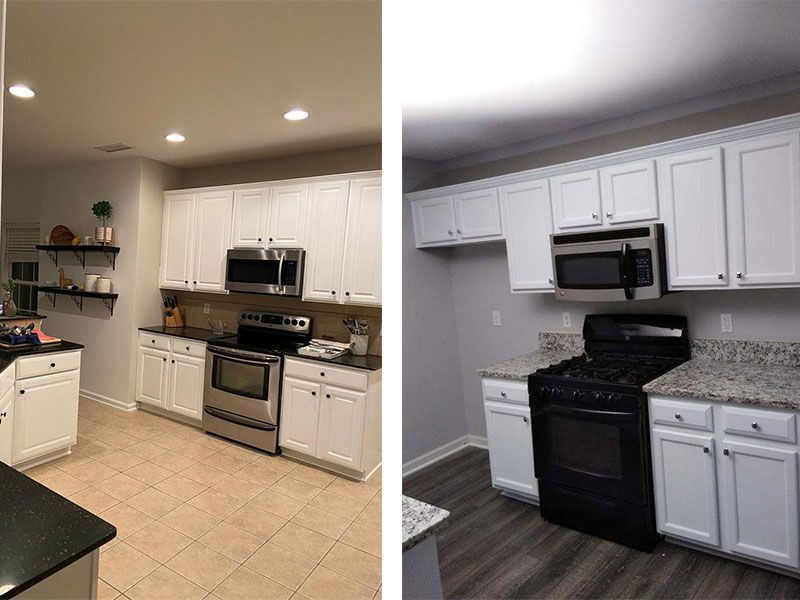 Residential Painting Services Huntersville NC