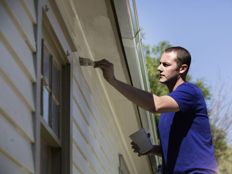 Residential Painting Services Roseville CA