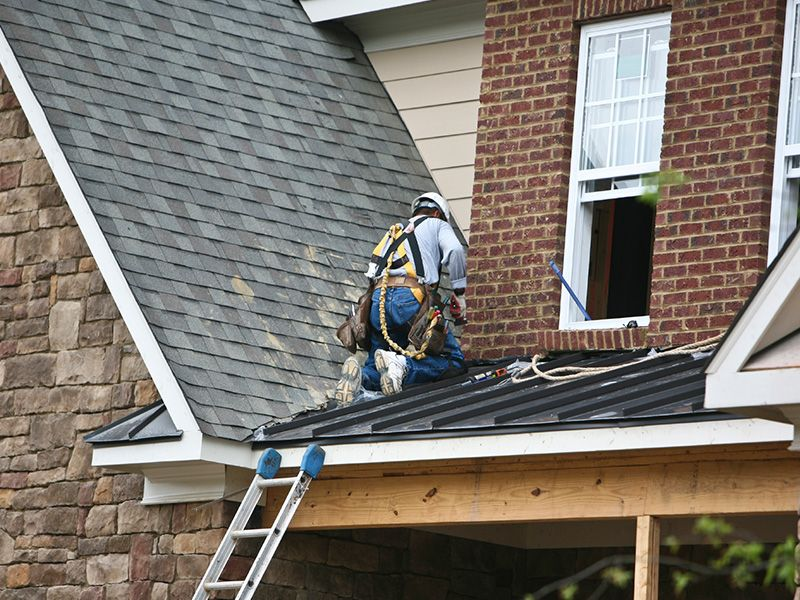 Roof Replacement Bellaire TX