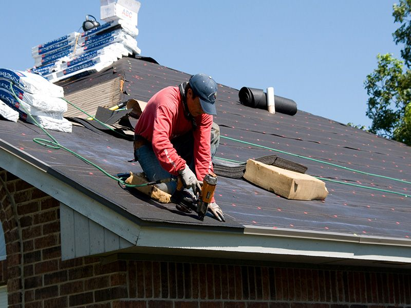 Roof Replacement Houston TX