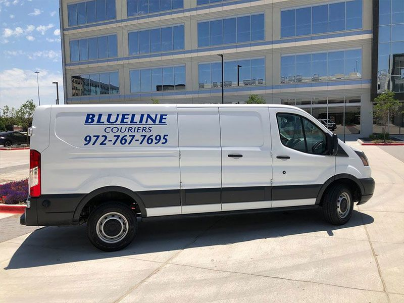 Same Day Courier Delivery Services Frisco TX
