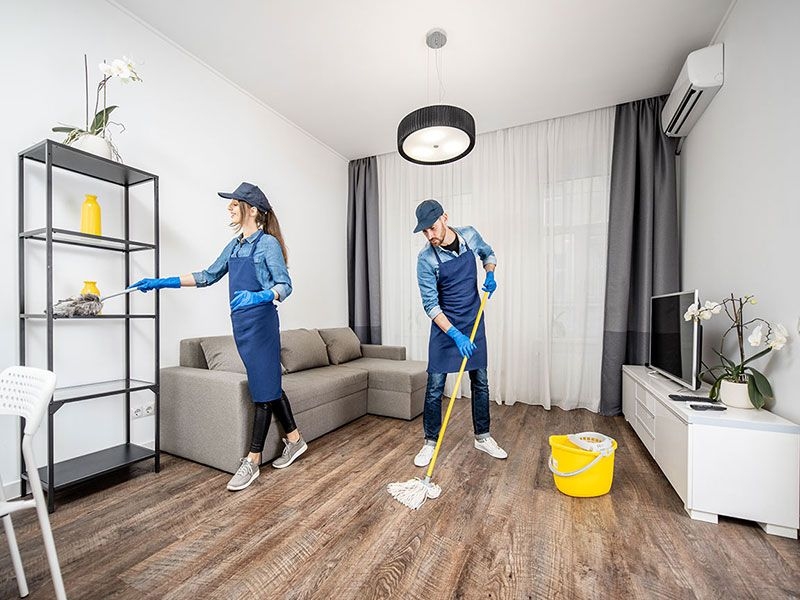 Home Cleaning Services San Antonio TX
