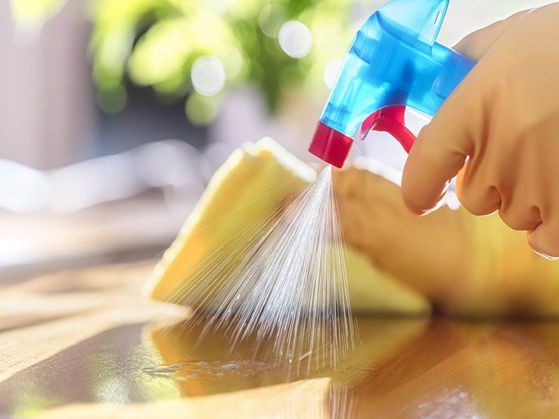 Home Cleaning Services Universal City TX